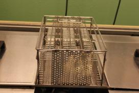 Panier inox : Fabrication sur mesure pour optimiser la production